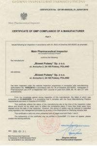 Certyfikat-str.-1-produkcja- ang. 2A