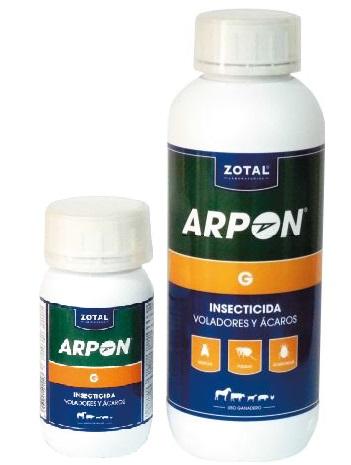ARPON G 1 litr 250 ml- NOWY 2017 p.