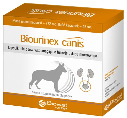 Biourinex canis – 04.01.2018