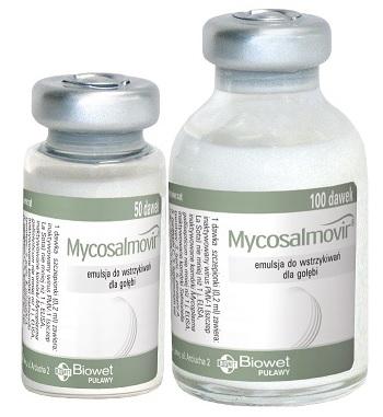 Mycosalmovir 50, 100