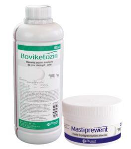 Boviketozin 1 litr + Mastiprewent 250 g  – PROMOCJA styczeń – kwiecień 2019 r. 9+1