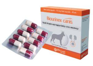 Biourinex canis – PROMOCJA STYCZEŃ – KWIECIEŃ 2020 R. 3 + 1